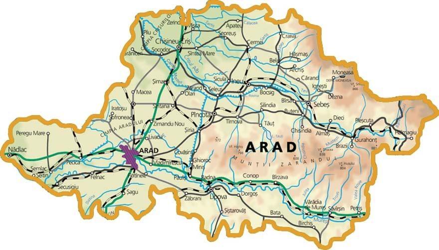 Sablare în Arad