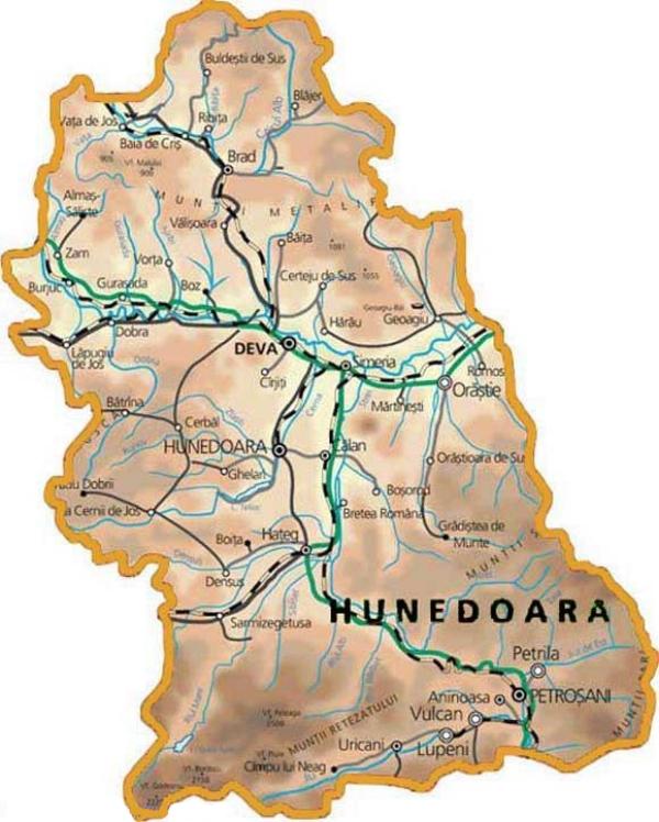 Sablare in Deva, Hunedoara