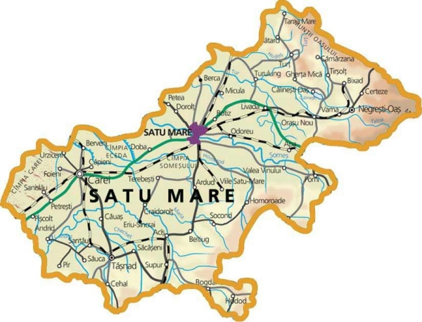 Sablare in Satu Mare