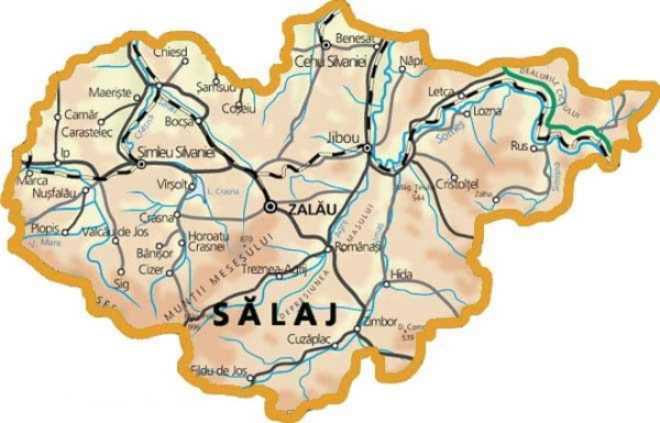 Sablare în Zalau, Salaj