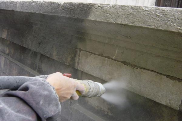 Curatare și restaurare monumente funerare